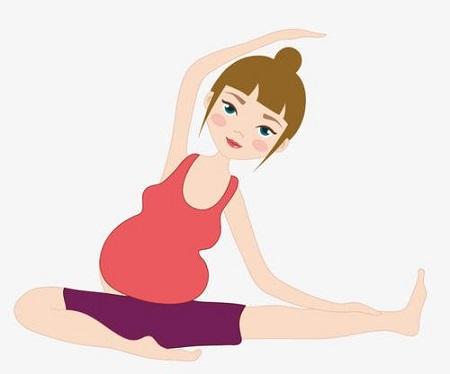 为分娩做准备 孕晚期多练习顺产分娩操